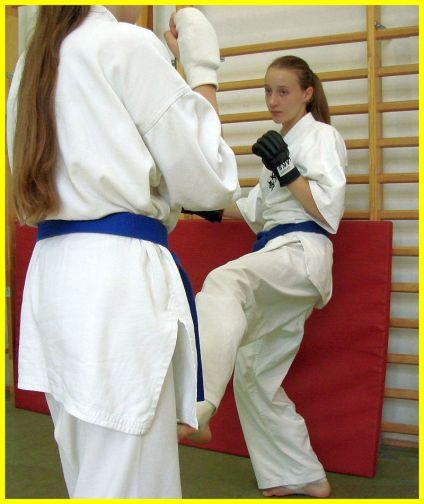 Wakacje z Karate w Zakopanem 2007