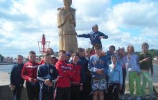 Obóz Letni Juniorów - Ustka 2008