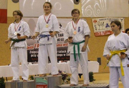 Mistrzostwa Polski Juniorów w Świeciu 2011