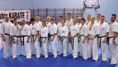 Seminarium Kumite w Wałczu 2012