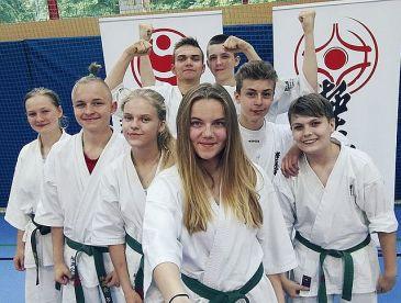 Kadra juniorów Wałcz 2017