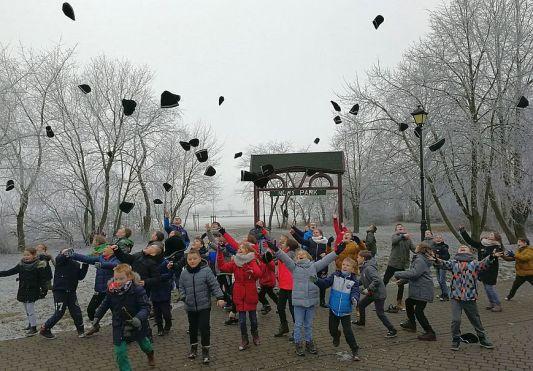Zimowa Szkoła Karate 2018 w Inowrocławiu