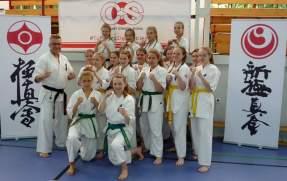 Kadra Junior i U21 - grupa dziewcząt