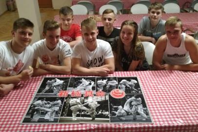 Obóz letni Junior PFKK - Tuchola 2018