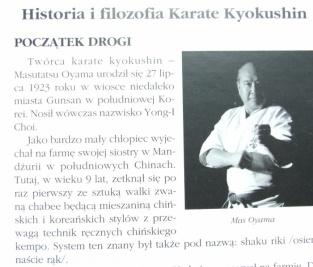 """Bogusław Jeremicz - """"Karate Kyokushin"""""""