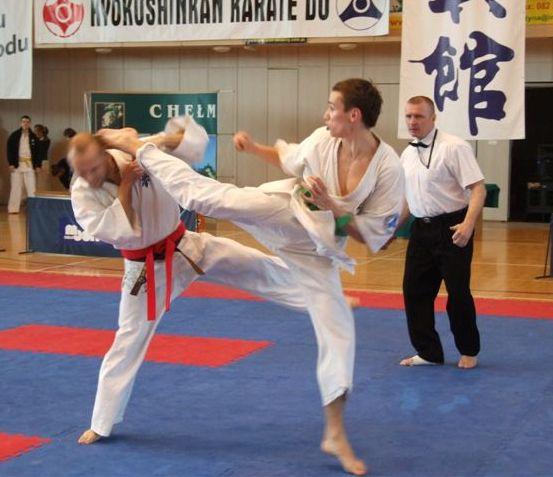 Mistrzostwa Polski Seniorów i Juniorów 17-18lat w Chełmie