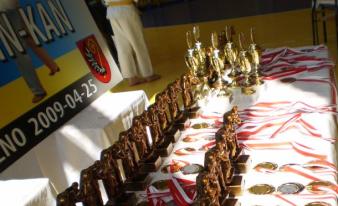 Mistrzostwa Polski Juniorów PFKK w Wąbrzeźnie 2009