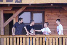 Obóz Letni w Gozdawie 2009
