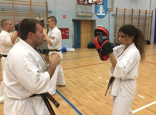 Seminarium Kata i Combat - Ciechocinek 2018