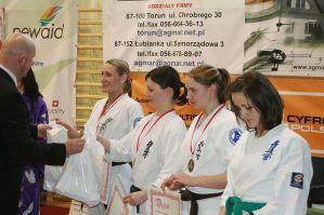 Mistrzostwa Polski Seniorów PFKK - Łysomice 2008