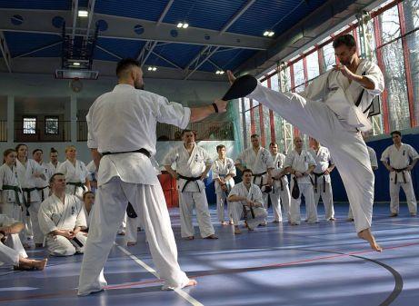 Seminarium Kumite - COS Wałcz 2019