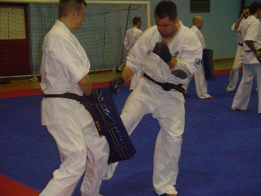 Seminarium Kumite - Wałcz 2007