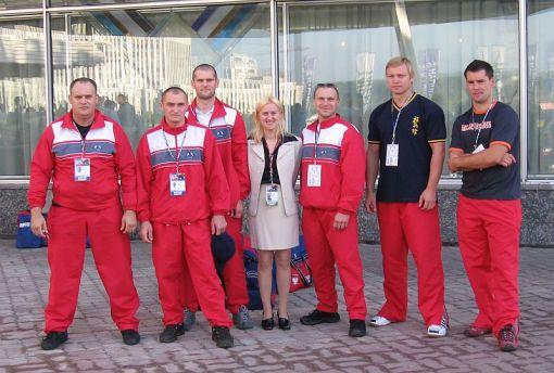 Mistrzostwa Świata Kyokushin-kan w Moskwie