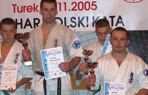 I Mistrzostwa Polski PFKK - Turek 2005