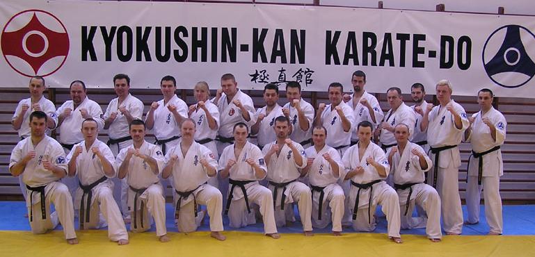 Seminarium Kumite w Wałczu
