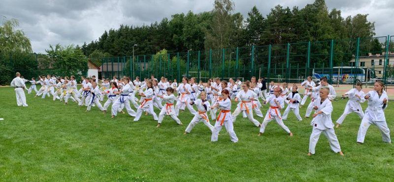 Obóz Okoniny Nadjeziorne 2019