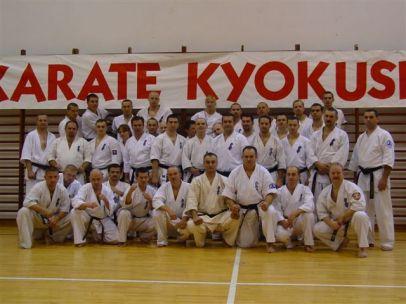 Seminarium Instruktorskie Kyokushin-kan