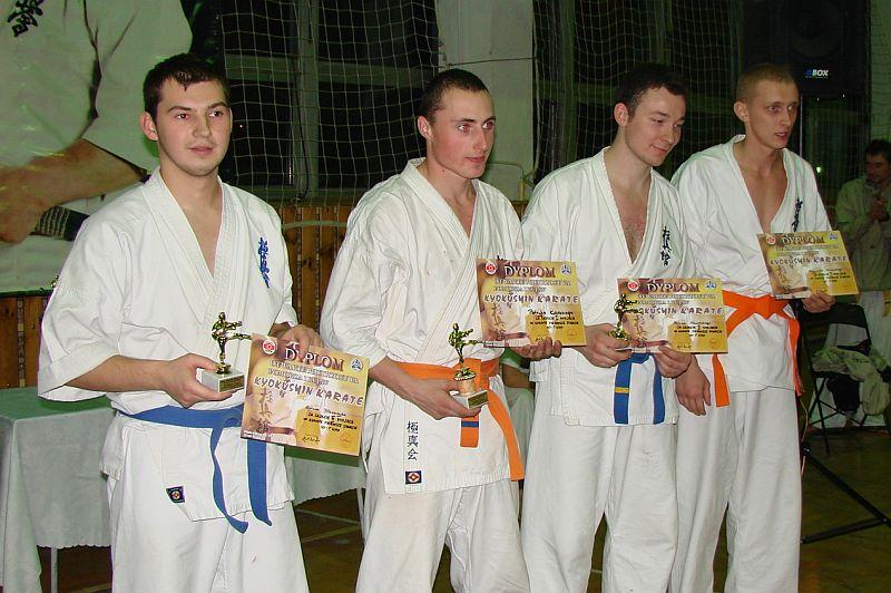 Mistrzostwa Pomorza i Kujaw w Wąbrzeźnie 2006