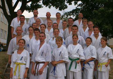 Obóz Letni PFKK Tuchola 2006