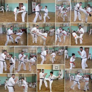 Zimowa Szkoła Karate w Ciechocinku 2020