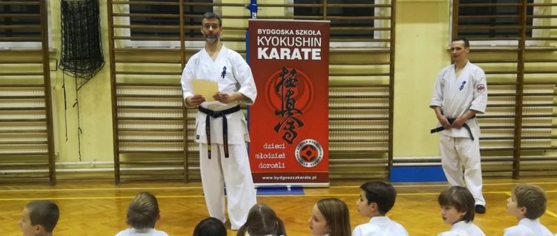 Treningi karate kyokushin